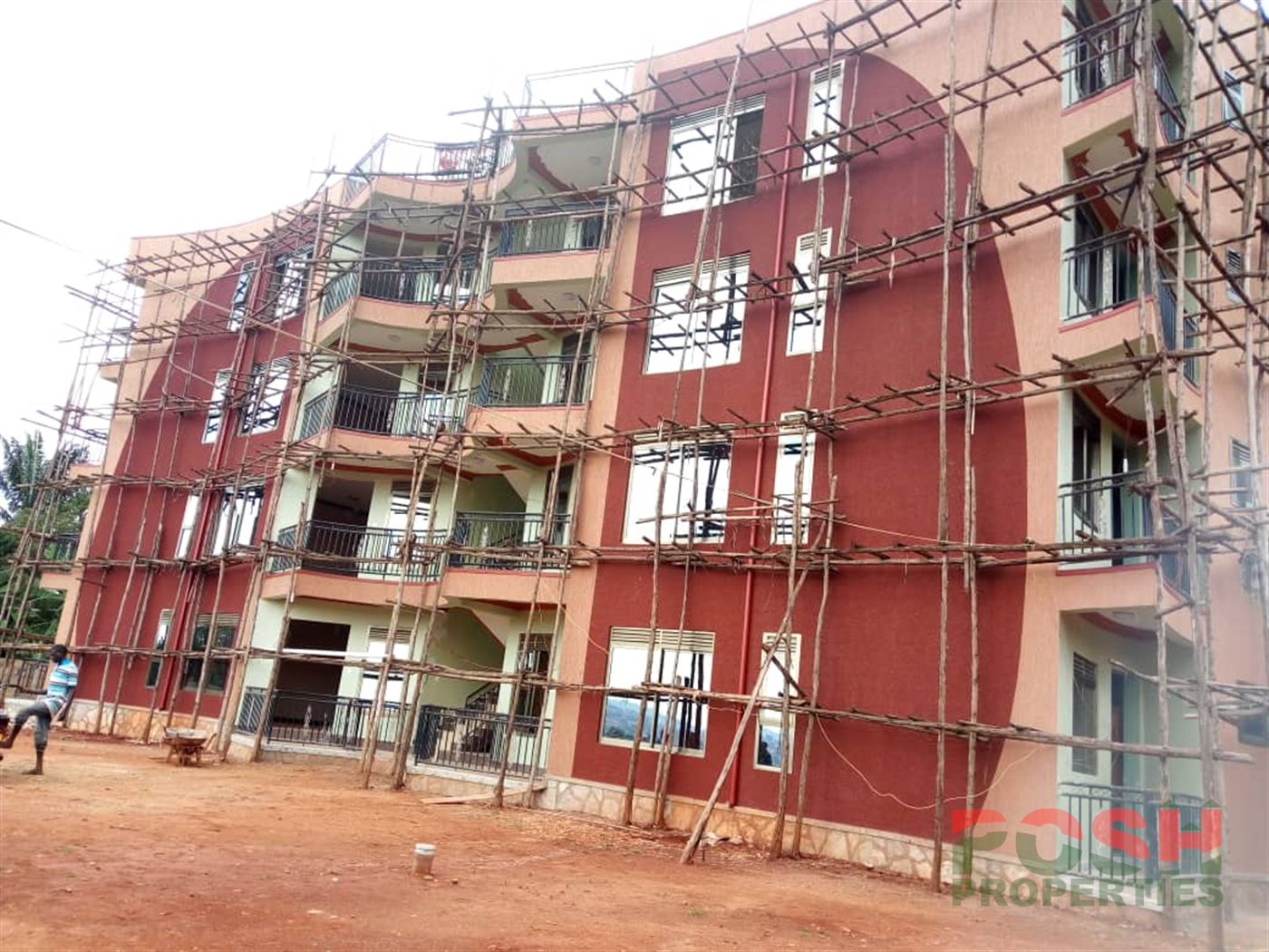 Apartment for rent in Mutundwe Wakiso