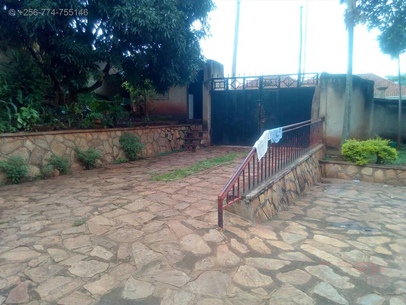 Bungalow for sale in Mbuya Kampala