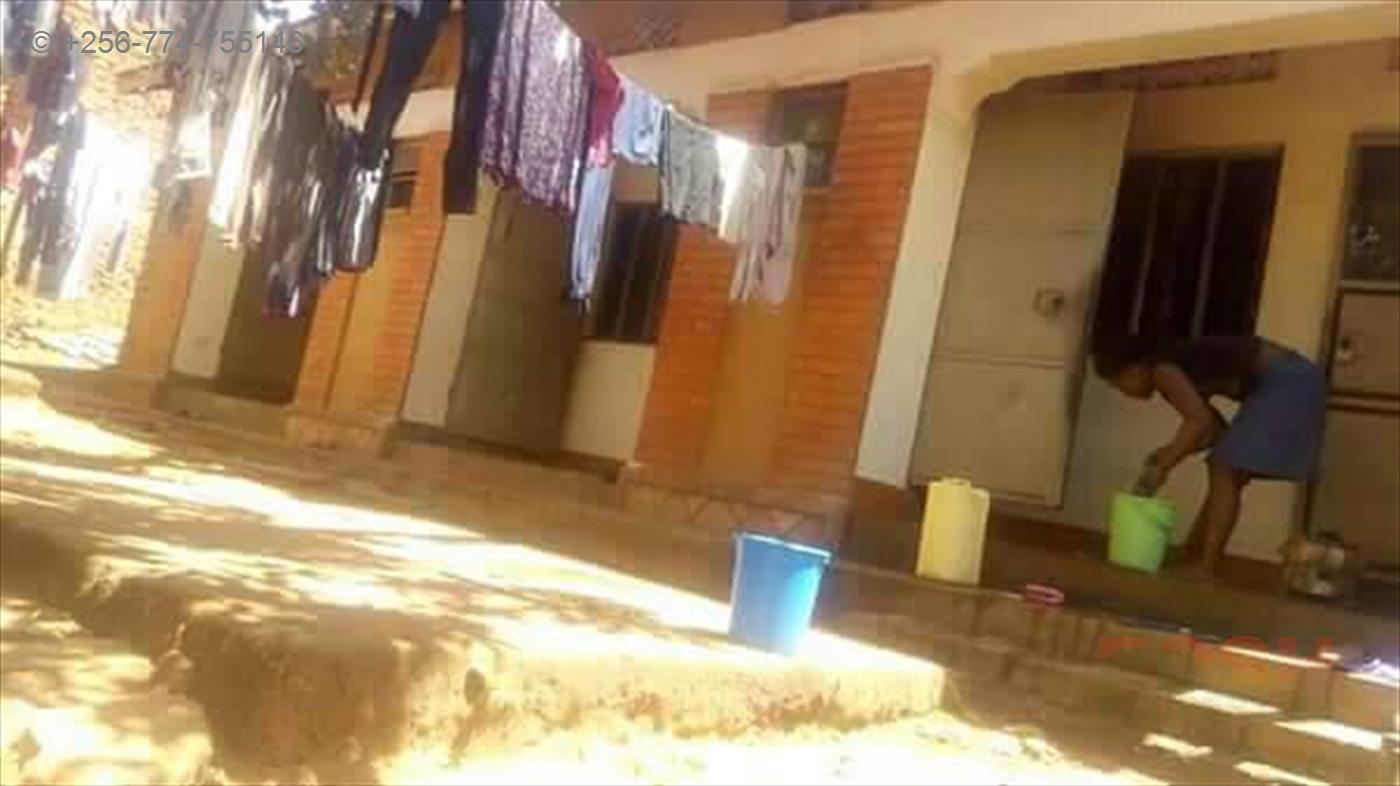 Semi Detached for sale in Kulambilo Wakiso
