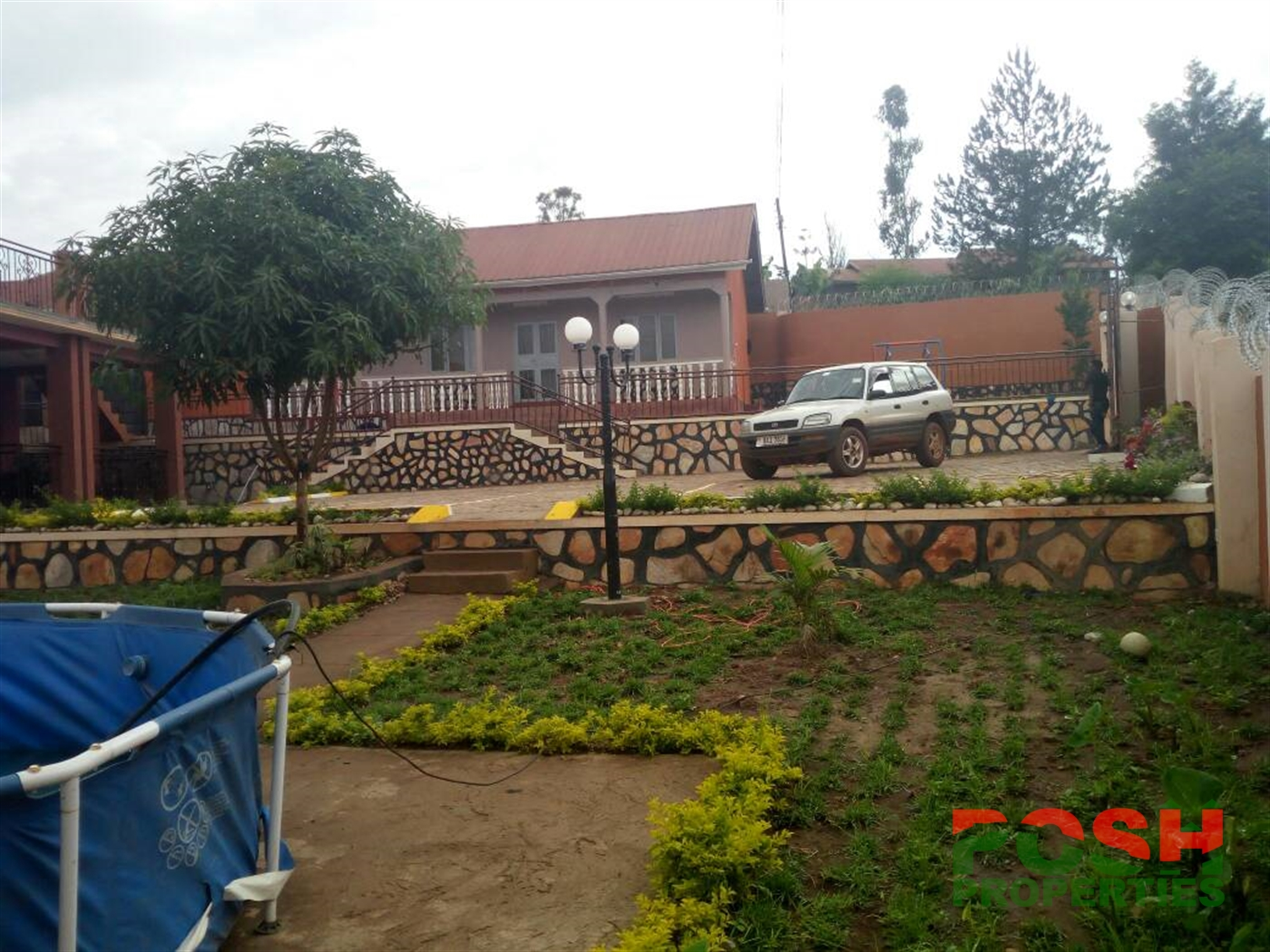 Bungalow for sale in Nabbingo Wakiso