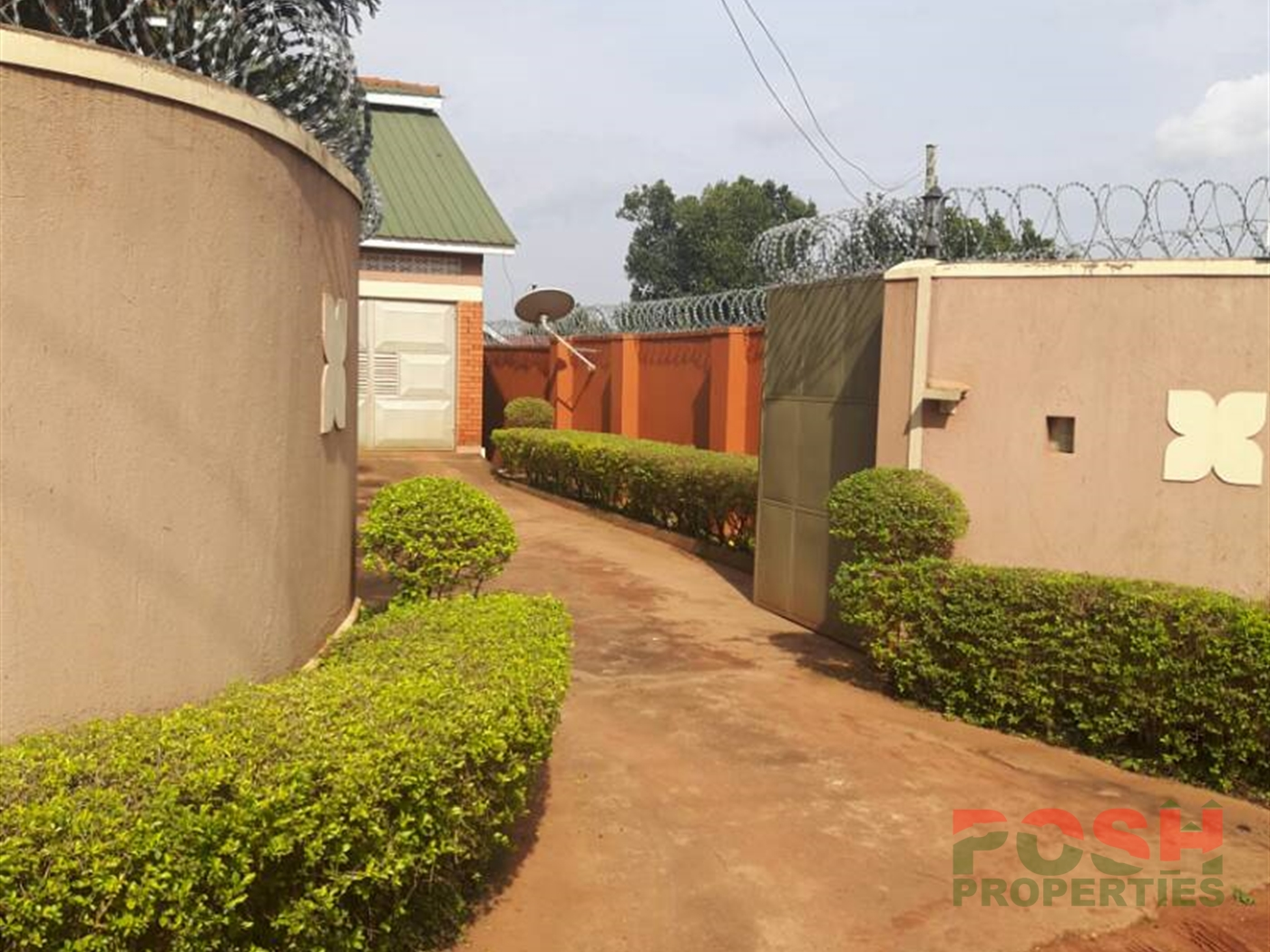 Bungalow for sale in Kawanda Kampala