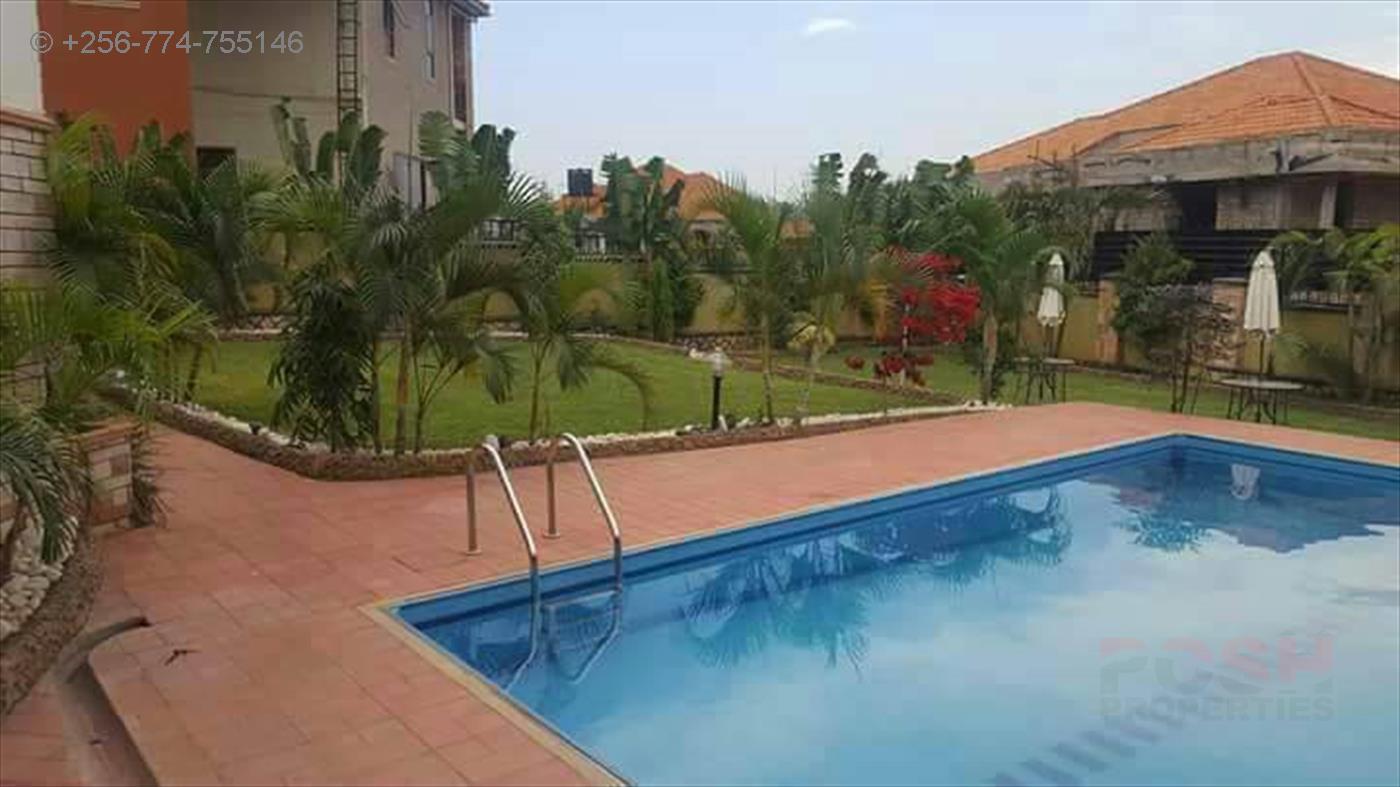Mansion for sale in Najjeera Wakiso