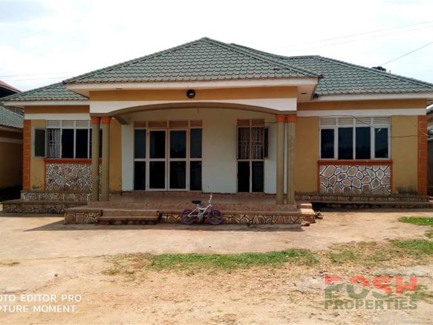 Bungalow for sale in Kulambilo Wakiso