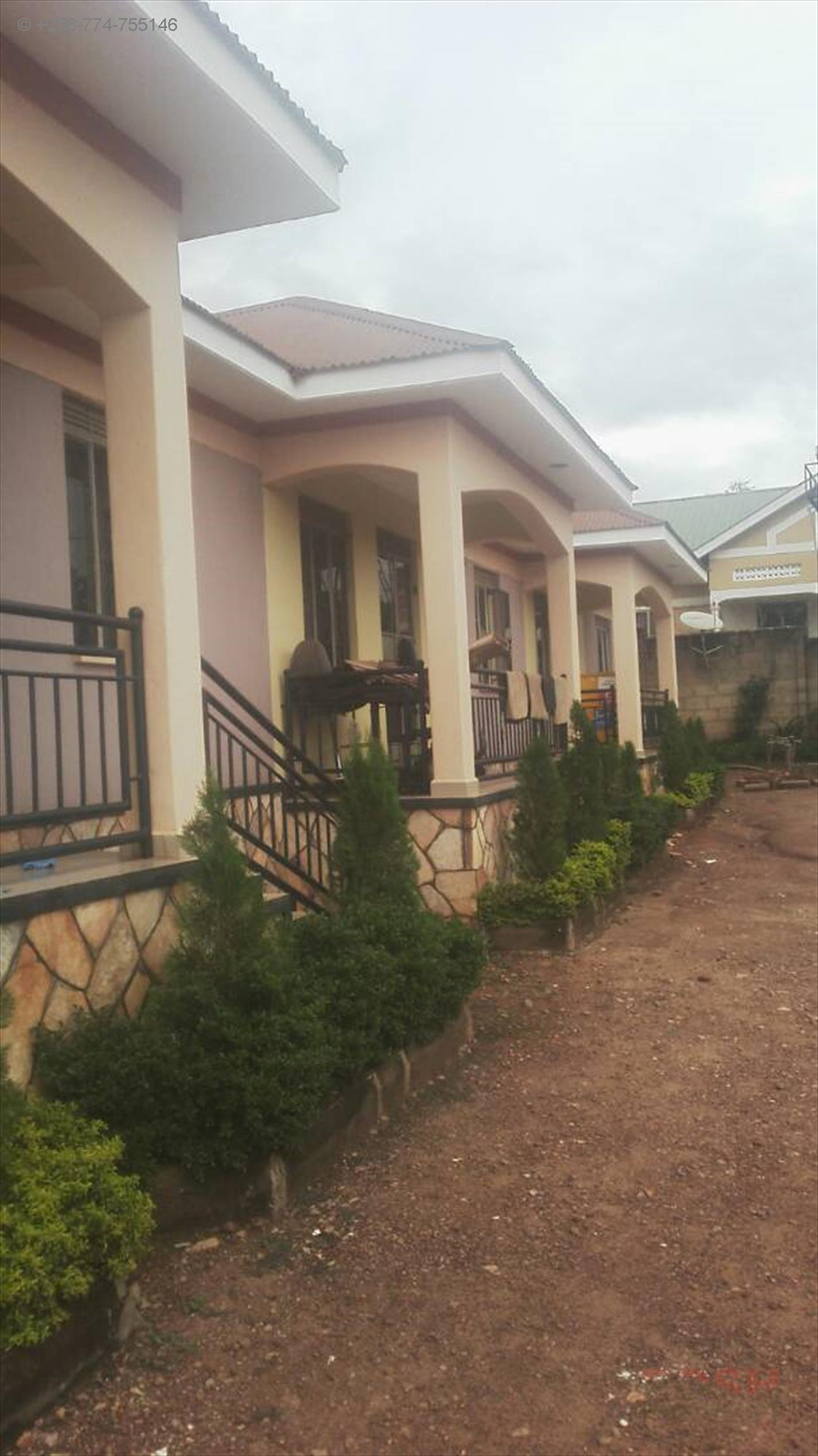 Semi Detached for sale in Kisaasi Wakiso