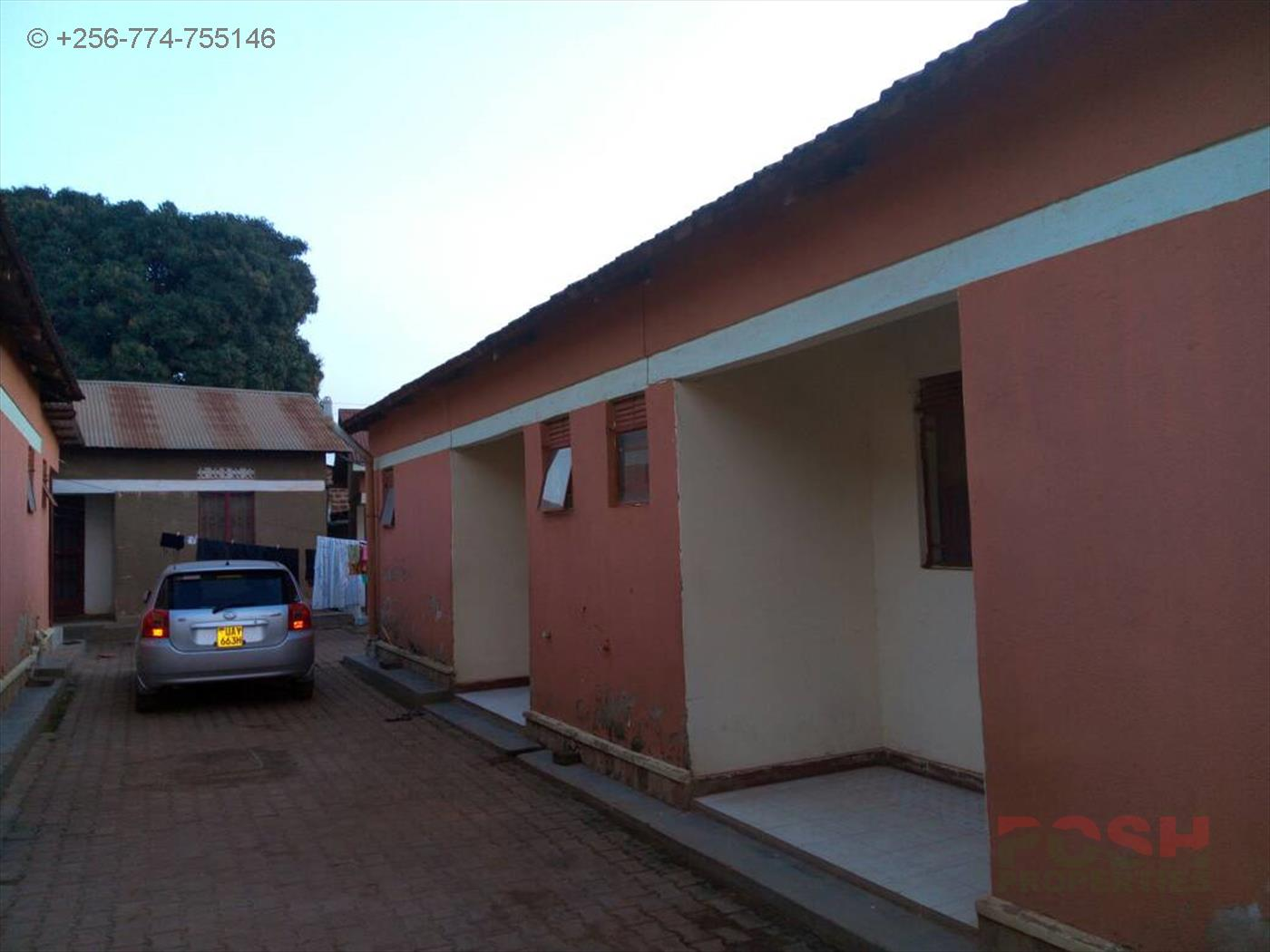 Semi Detached for sale in Najjeera Wakiso