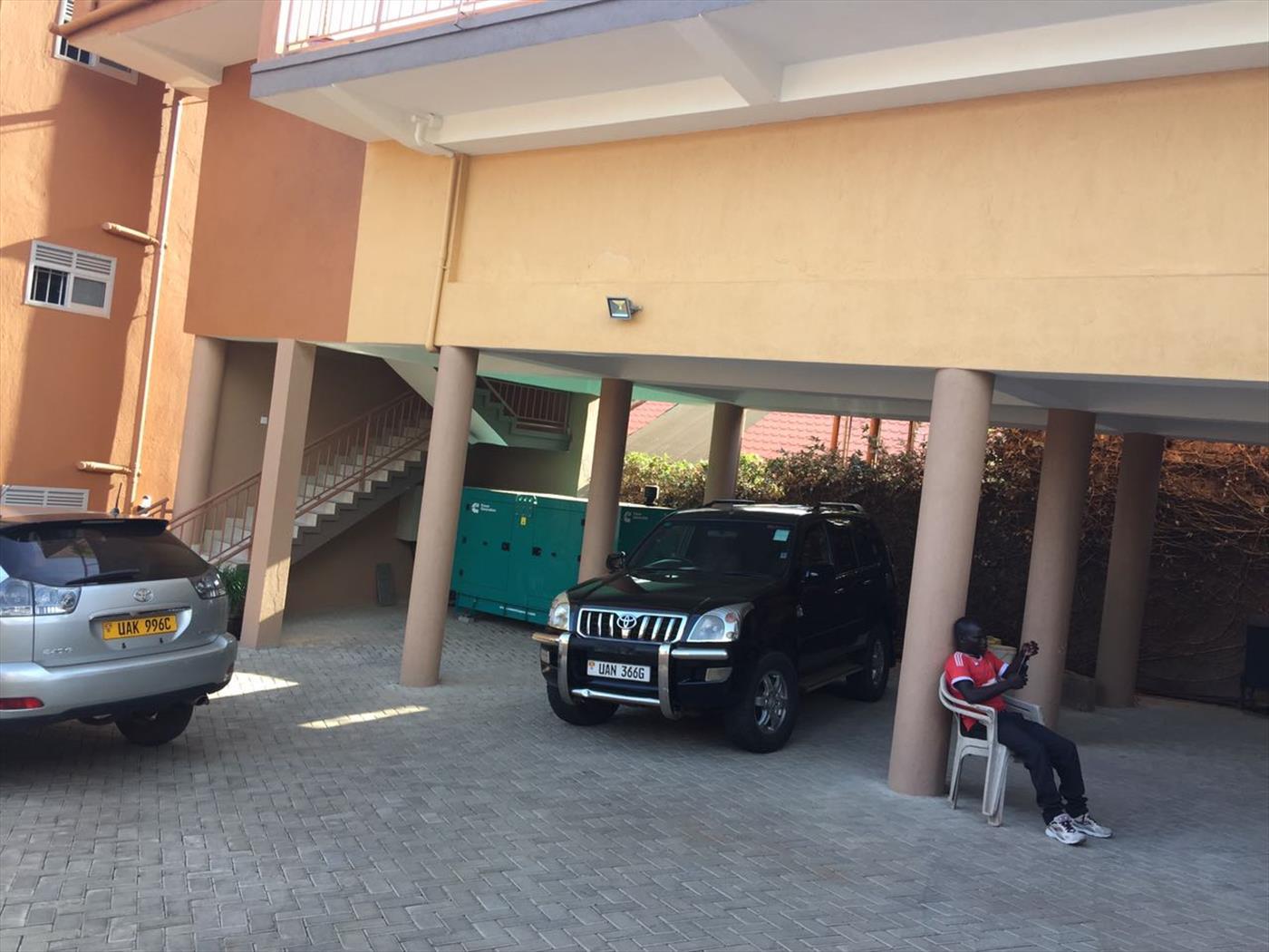 Parking lot
