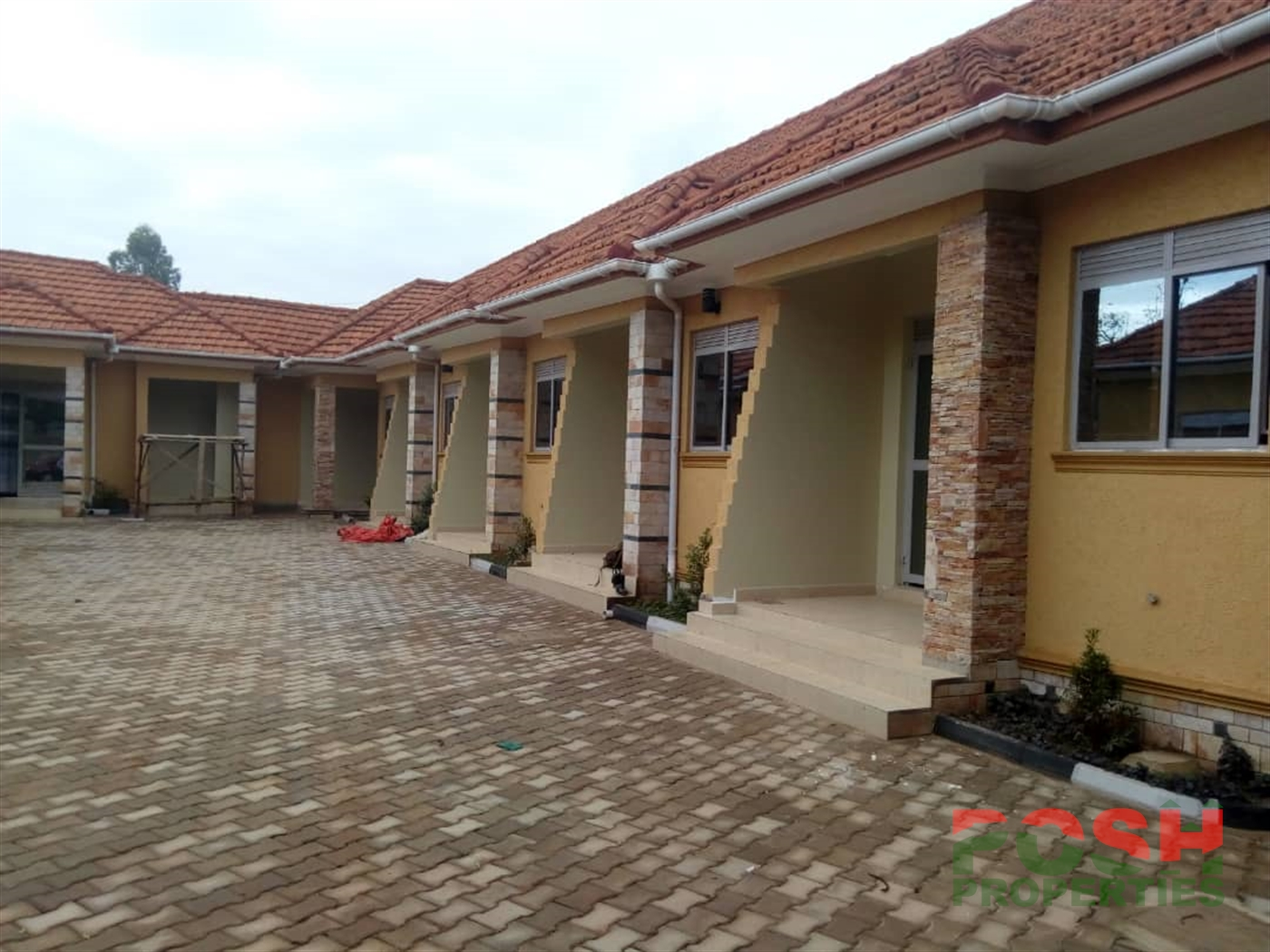 Semi Detached for sale in Lweza Wakiso