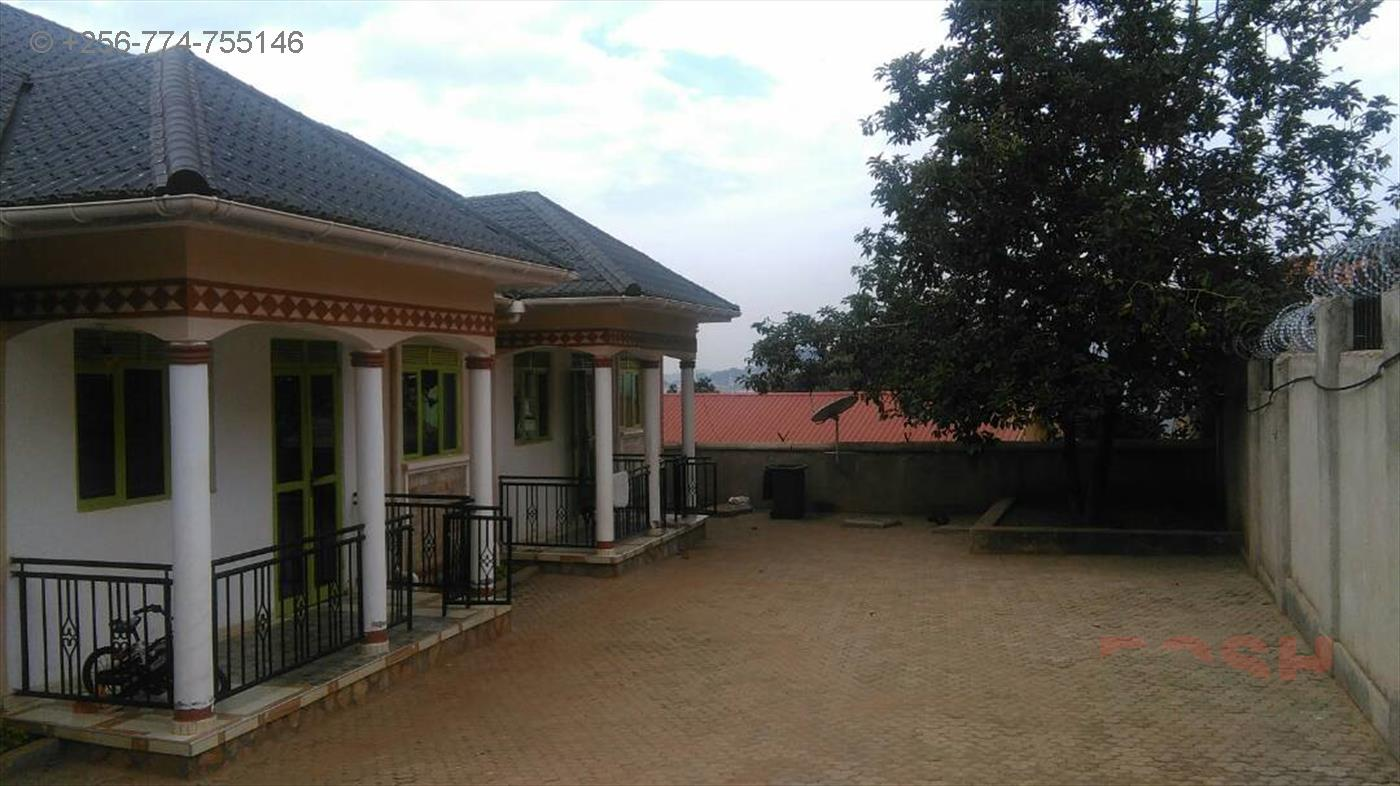 Bungalow for sale in Zana Wakiso