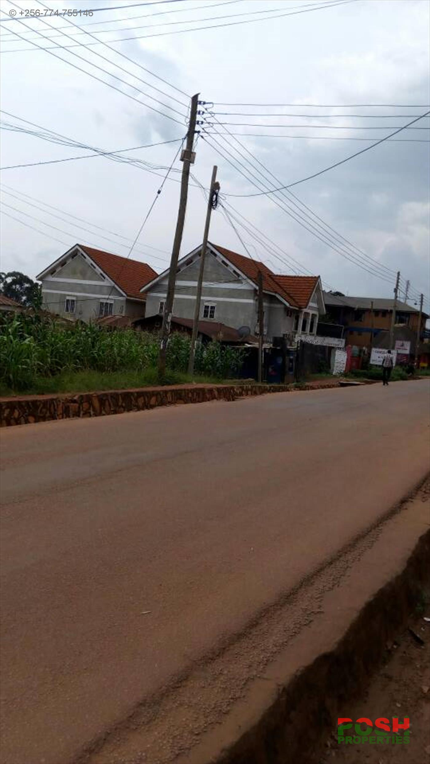 Residential Land for sale in Kiswa Kampala