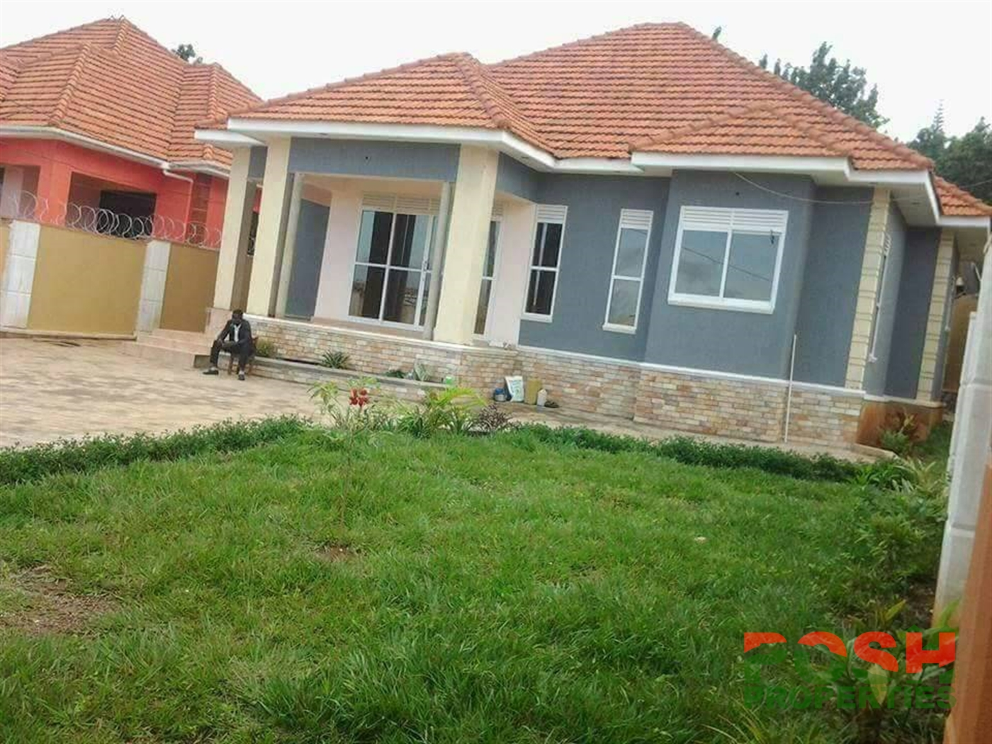 Bungalow for sale in Kyambogo Kampala