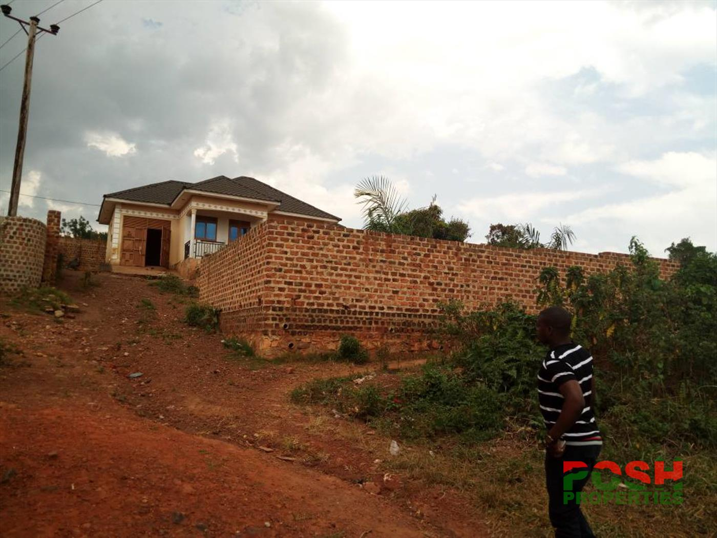 Bungalow for sale in Katalemwa Wakiso