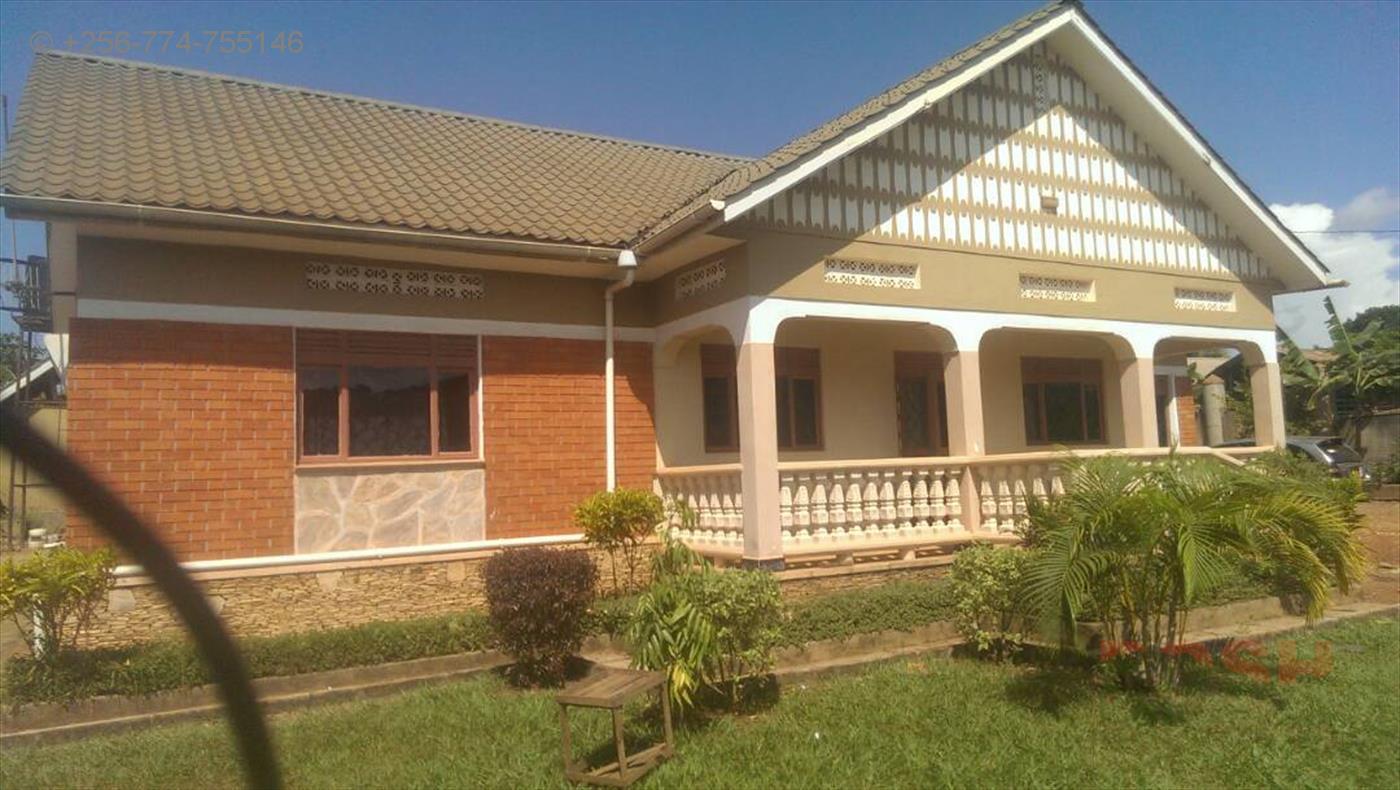 Bungalow for sale in Seguku Sembabule