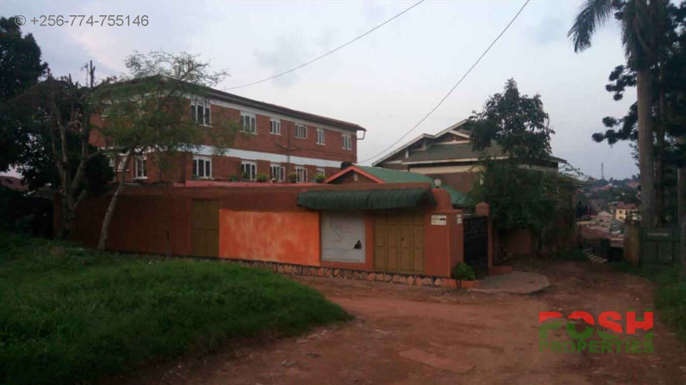 Bungalow for sale in Kamwokya Kamuli