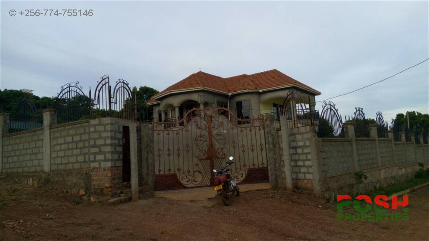 Bungalow for sale in Kigo Wakiso