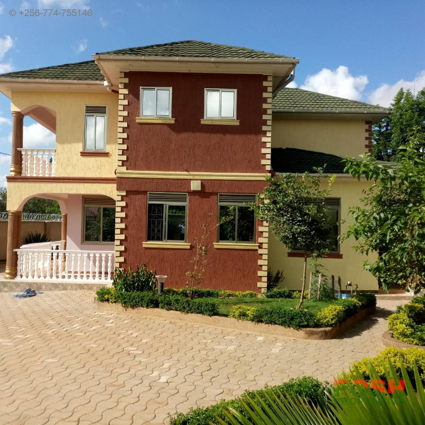 Mansion for sale in Namugongo Wakiso