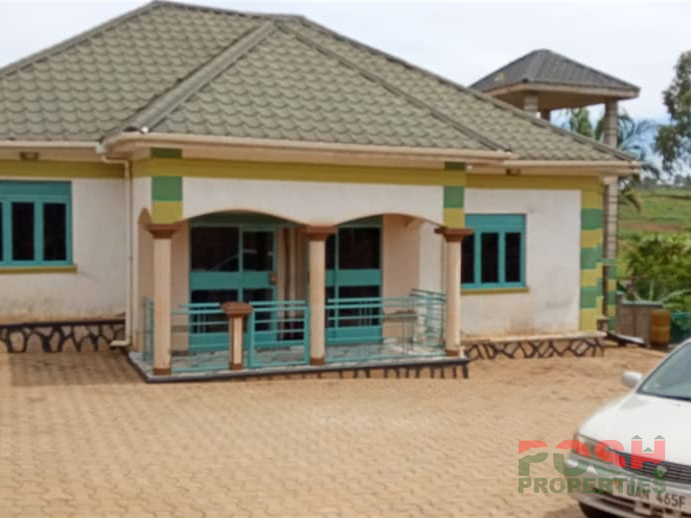 Bungalow for sale in Seeta Kampala