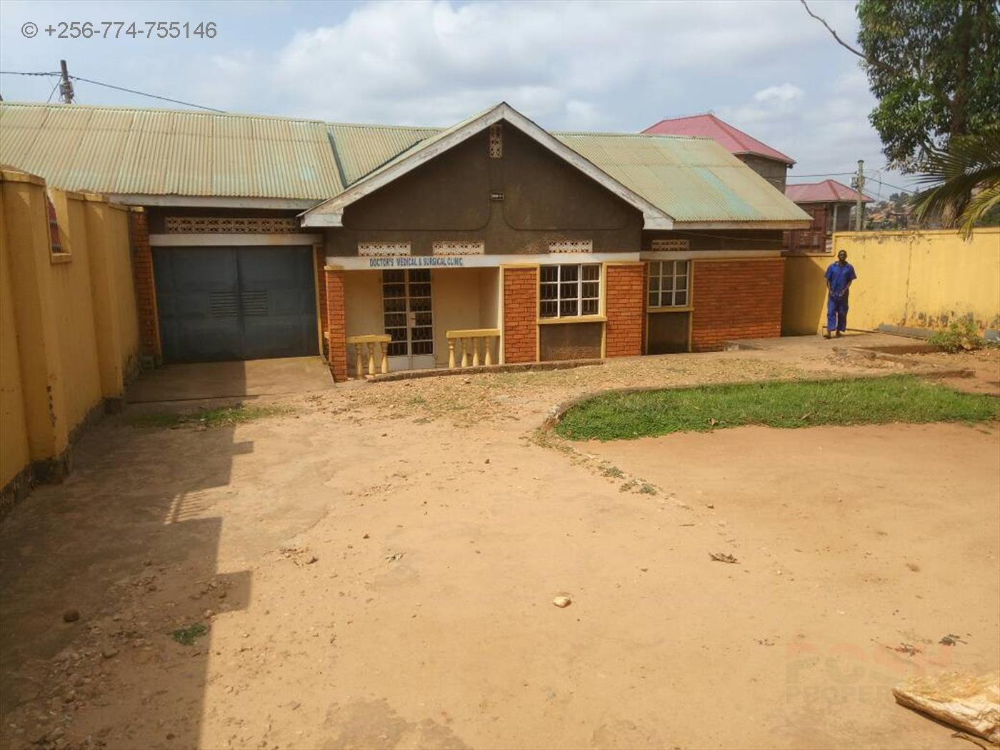 Bungalow for sale in Namboole Wakiso