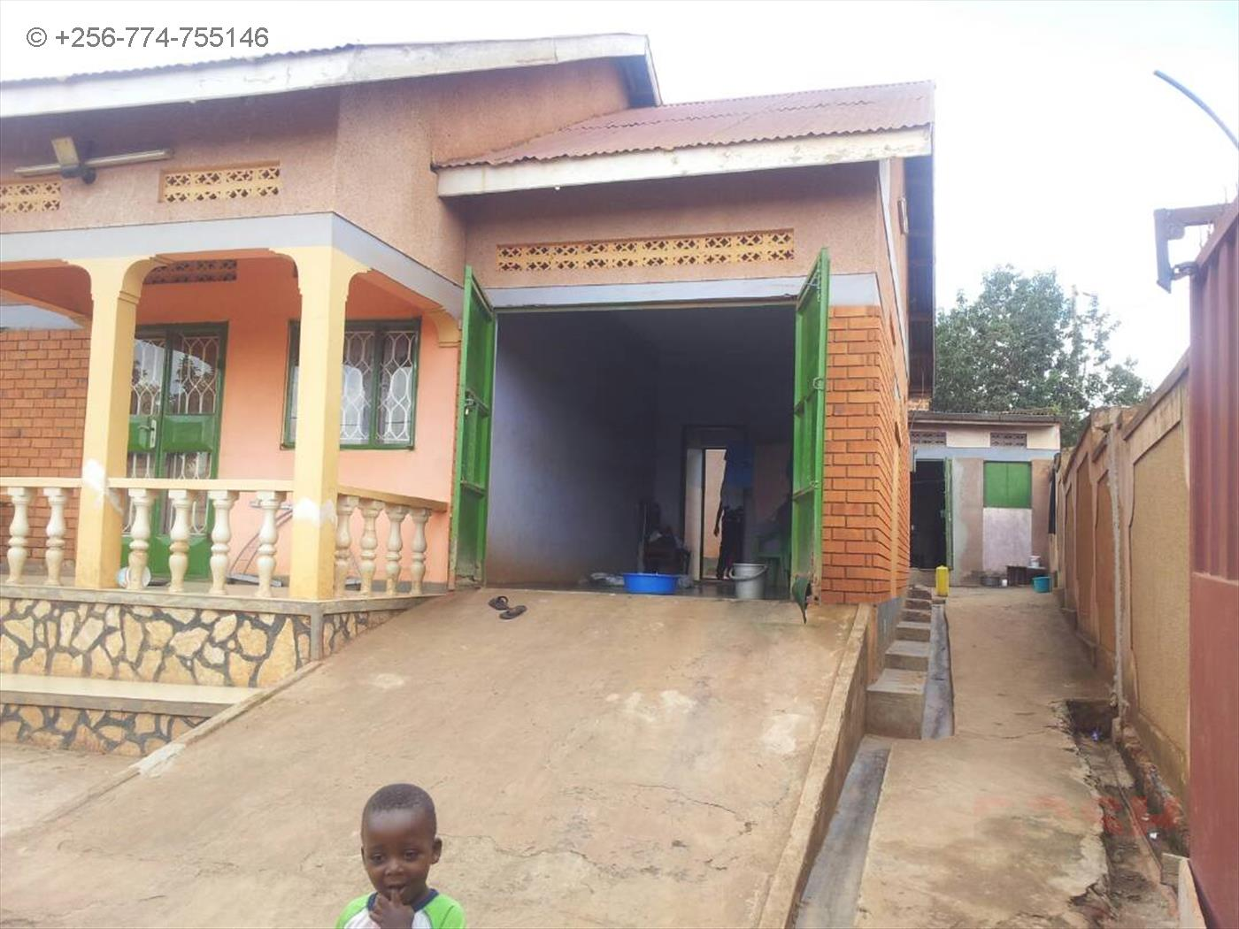 Bungalow for sale in Komamboga Wakiso