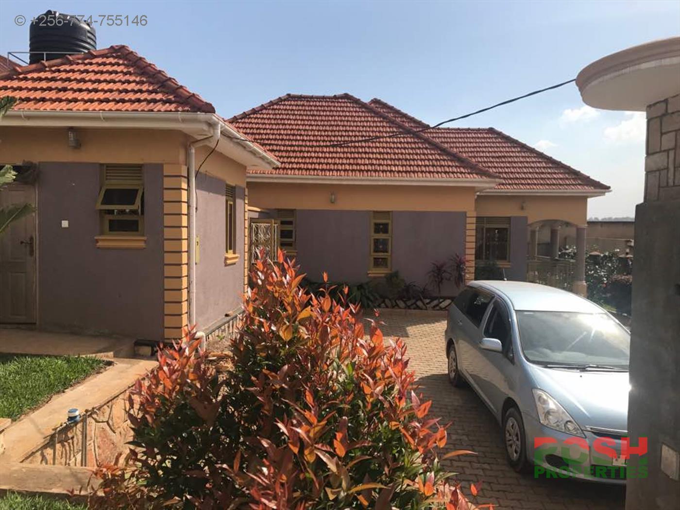 Bungalow for sale in Nateete Wakiso