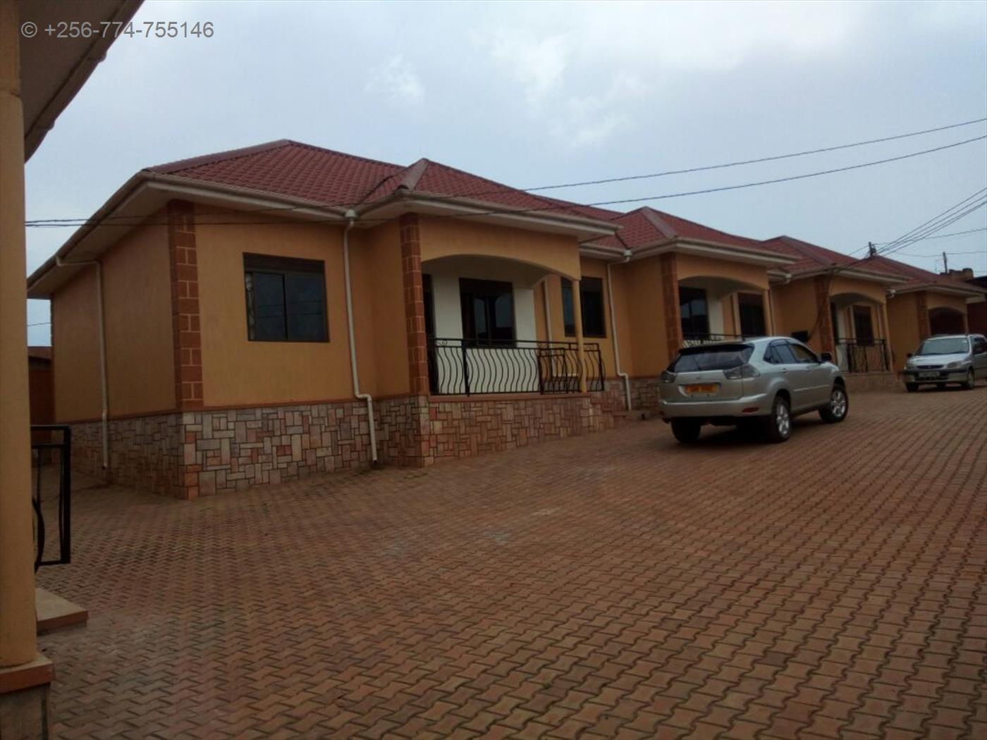 Semi Detached for sale in Kira Wakiso
