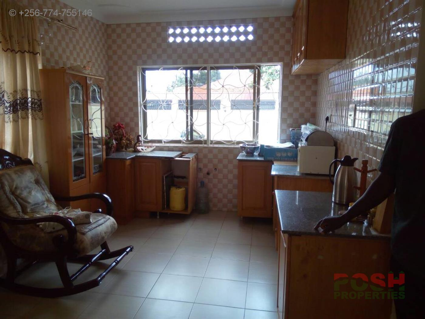 Bungalow for sale in Buziga Kampala