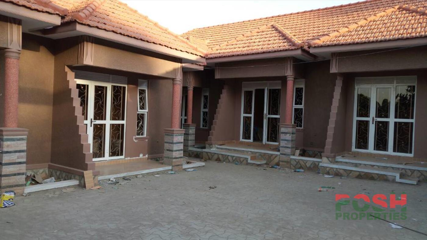 Semi Detached for sale in Kisaasi Kampala