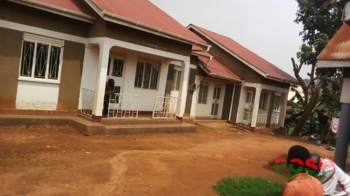 Semi Detached for sale in Nyanama Wakiso