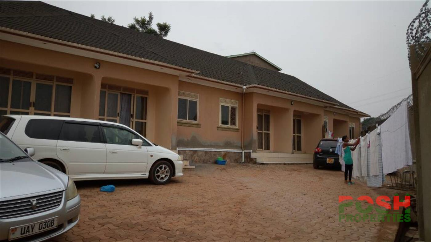 Semi Detached for sale in Naalya Kampala