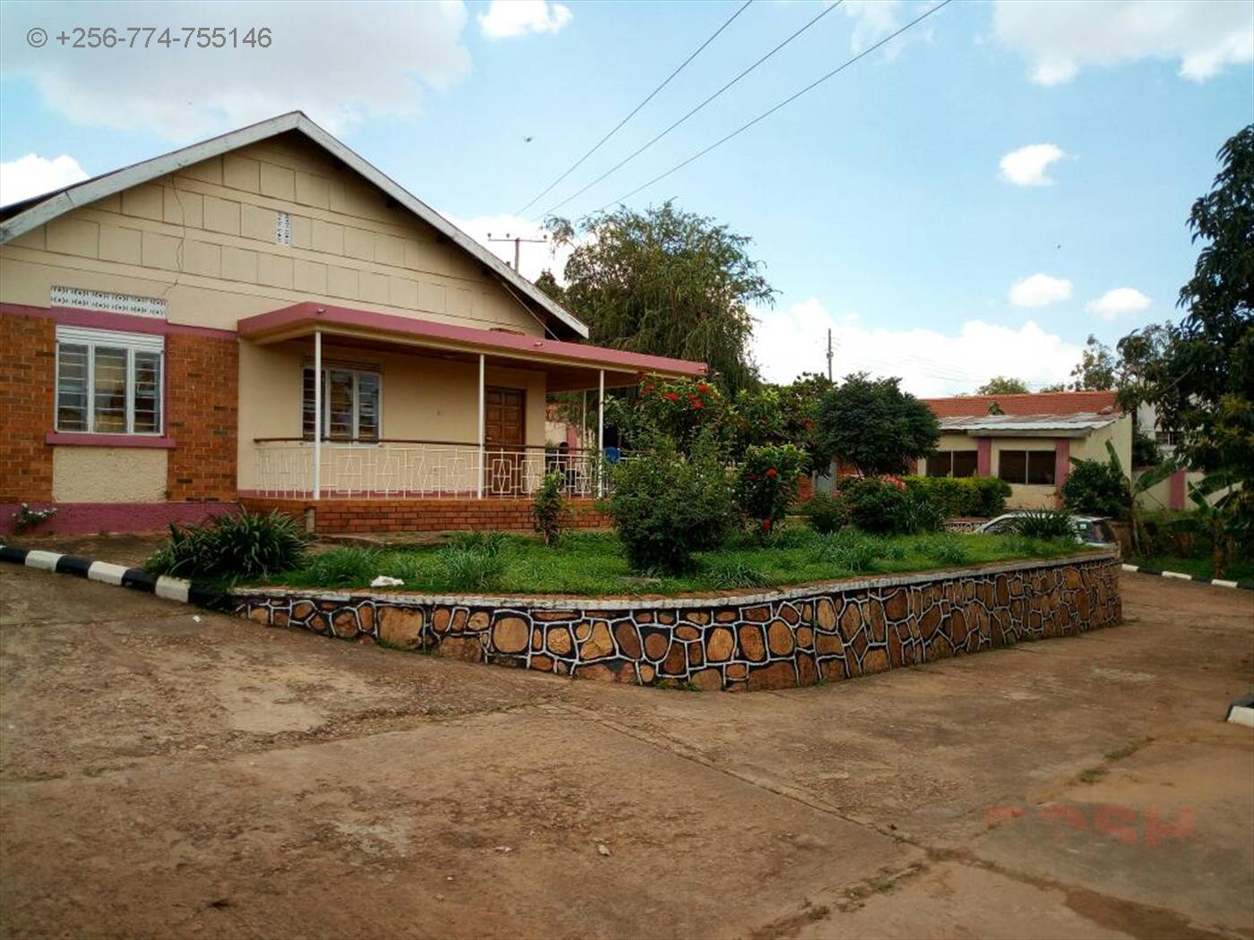 Bungalow for sale in Kansanga Kampala