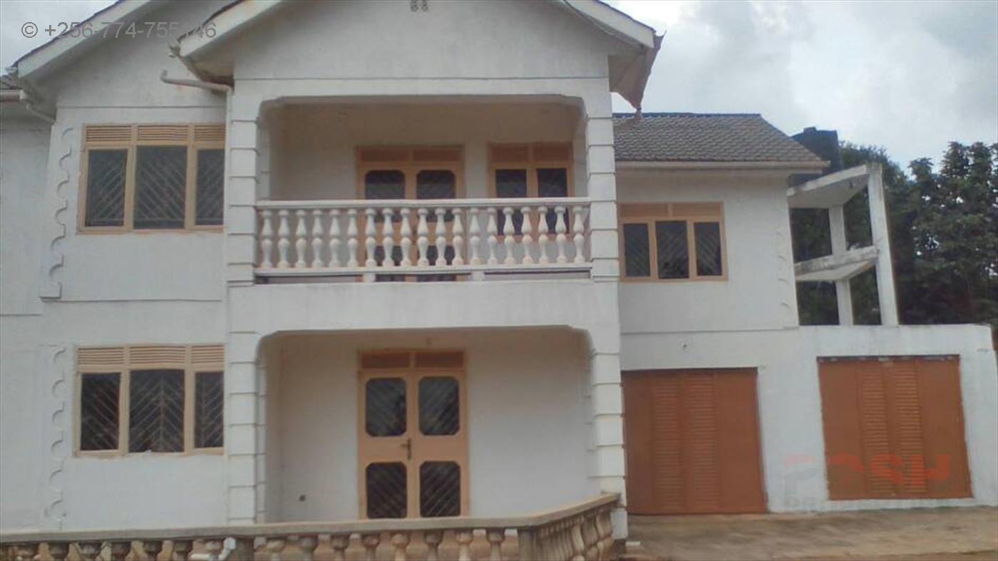 Mansion for sale in Kajjansi Wakiso