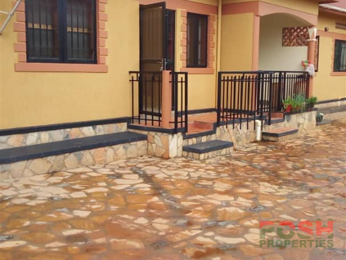 Semi Detached for sale in Bweyogerere Kampala