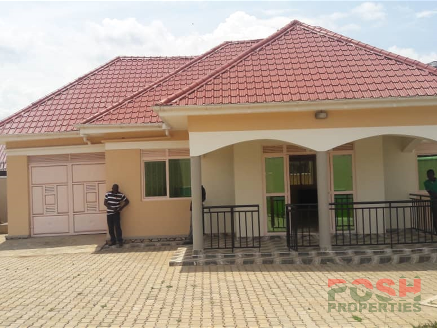 Bungalow for sale in Maya Wakiso