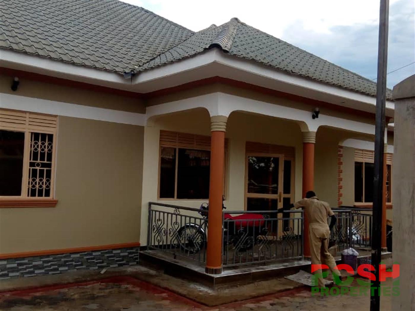 Bungalow for sale in Kakyeka Mbarara