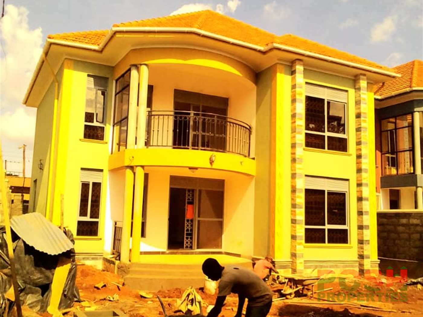 Mansion for sale in Najjeera Wakiso