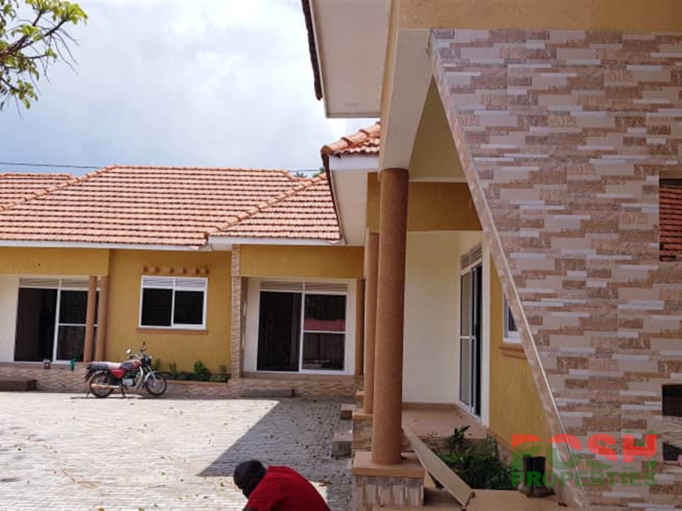 Semi Detached for rent in Kyanja Wakiso