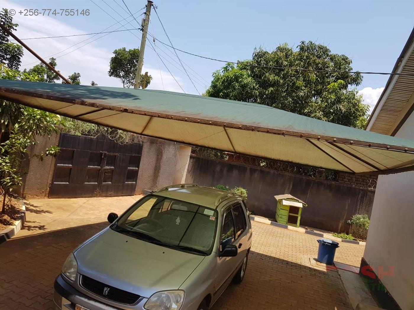 Bungalow for sale in Entebbe Wakiso