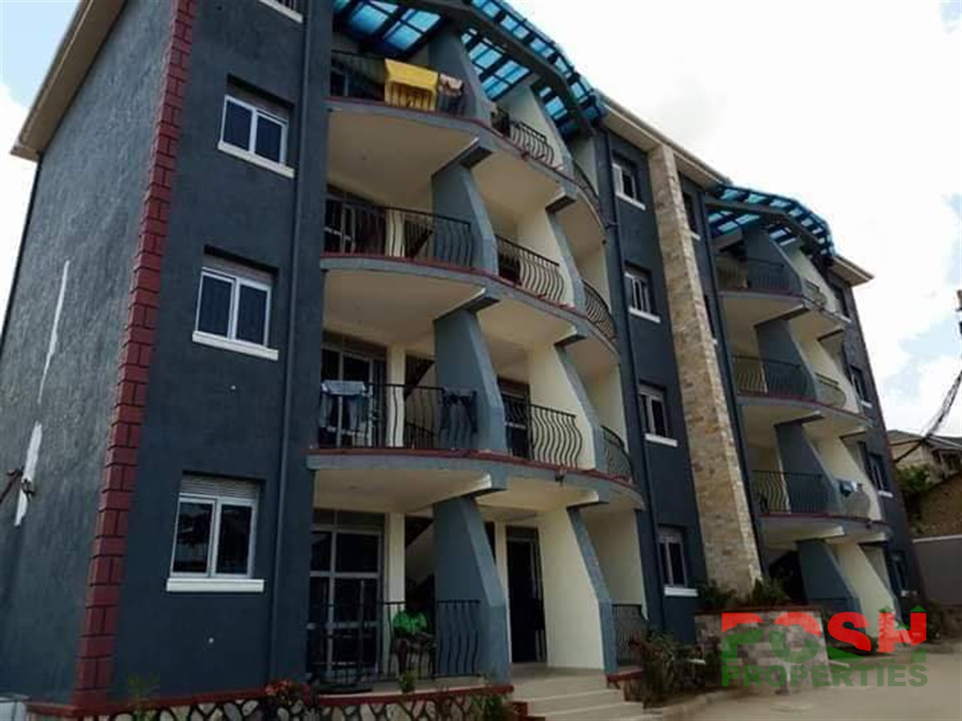 Apartment for sale in Kyaliwjjara Wakiso