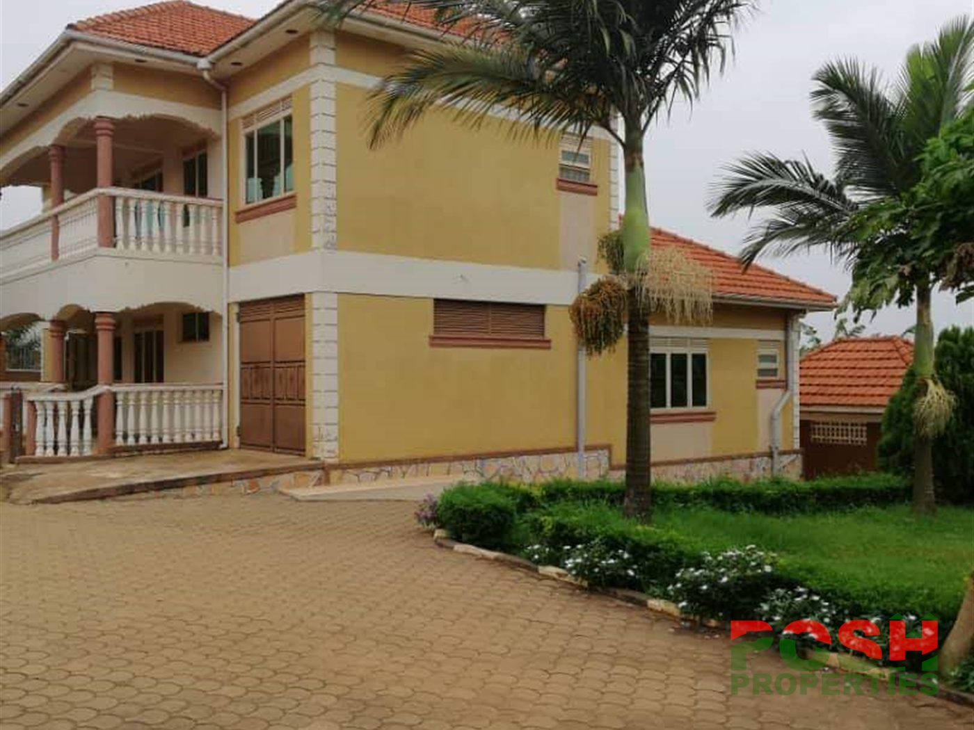 Mansion for sale in Mukono Wakiso