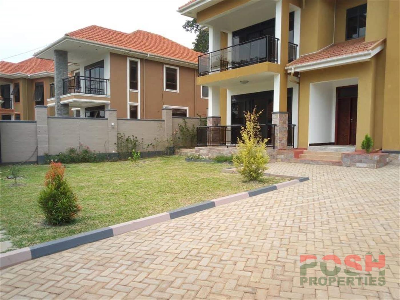 Mansion for sale in Bbunga Wakiso