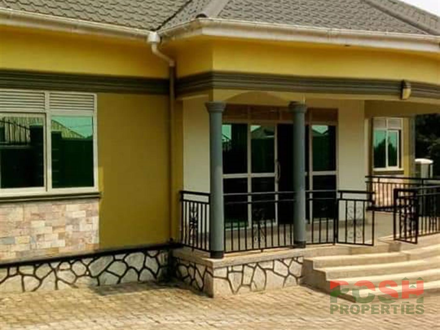 Bungalow for sale in Namulanda Wakiso