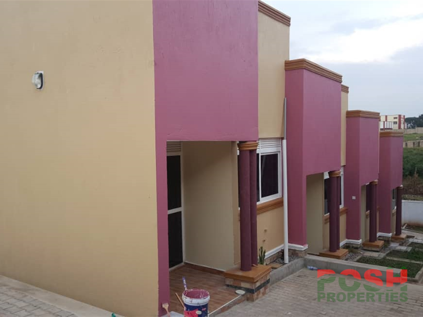 Apartment for sale in Kyanja Wakiso
