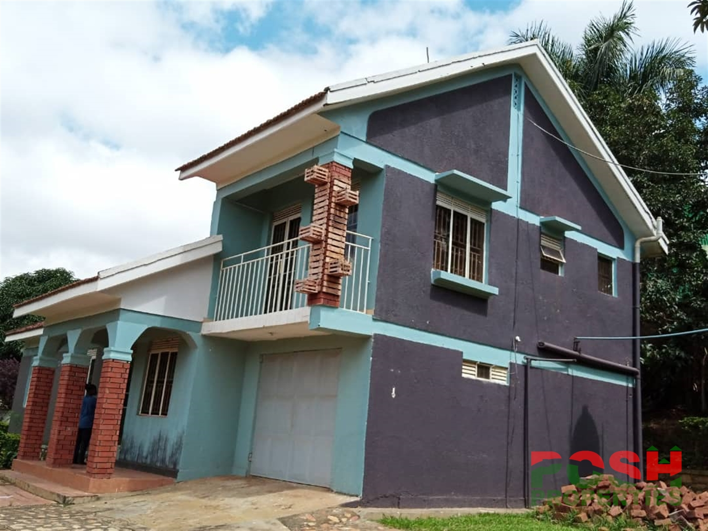 Bungalow for rent in Naguru Kampala