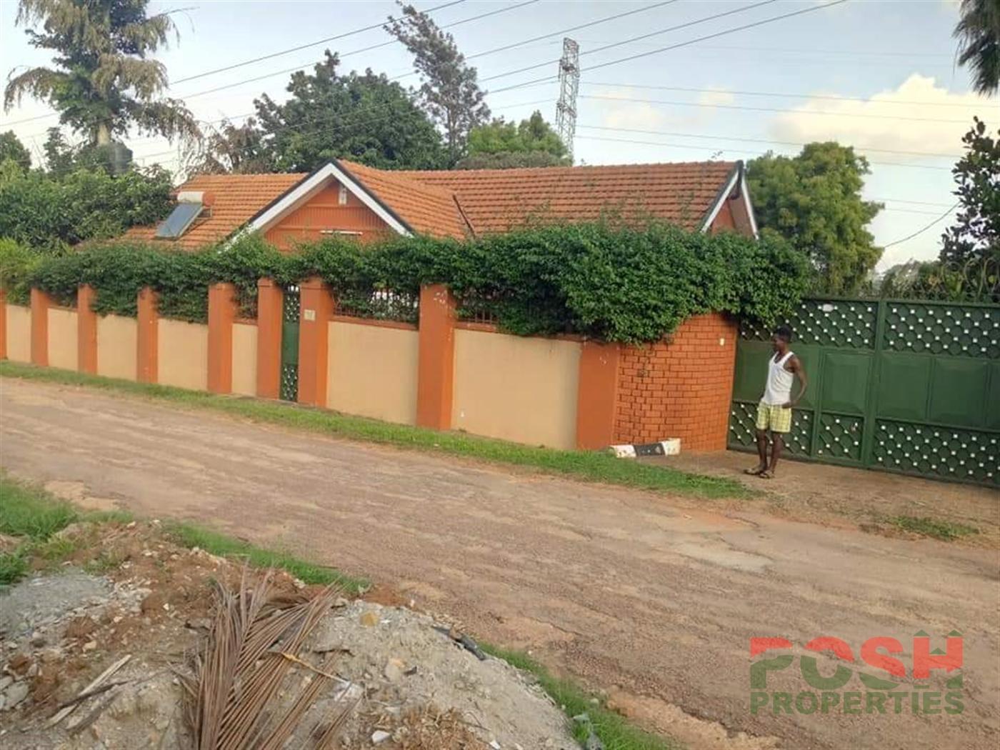 Bungalow for sale in Kyambogo Kampala