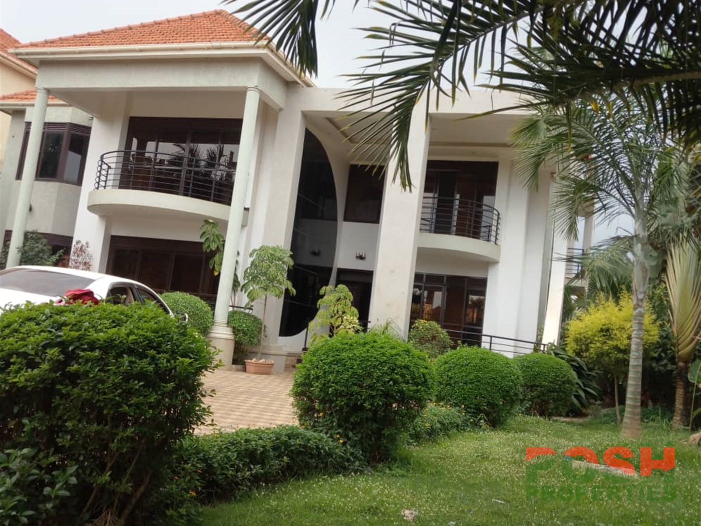 Mansion for sale in Buziga Wakiso