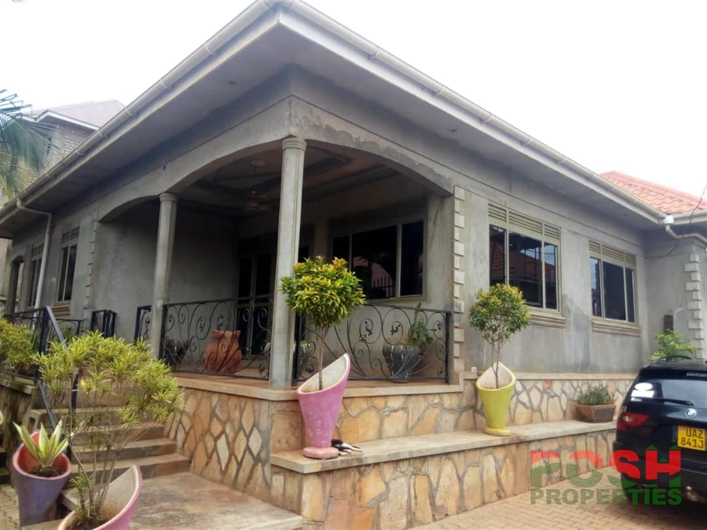 Bungalow for sale in Segguku Wakiso