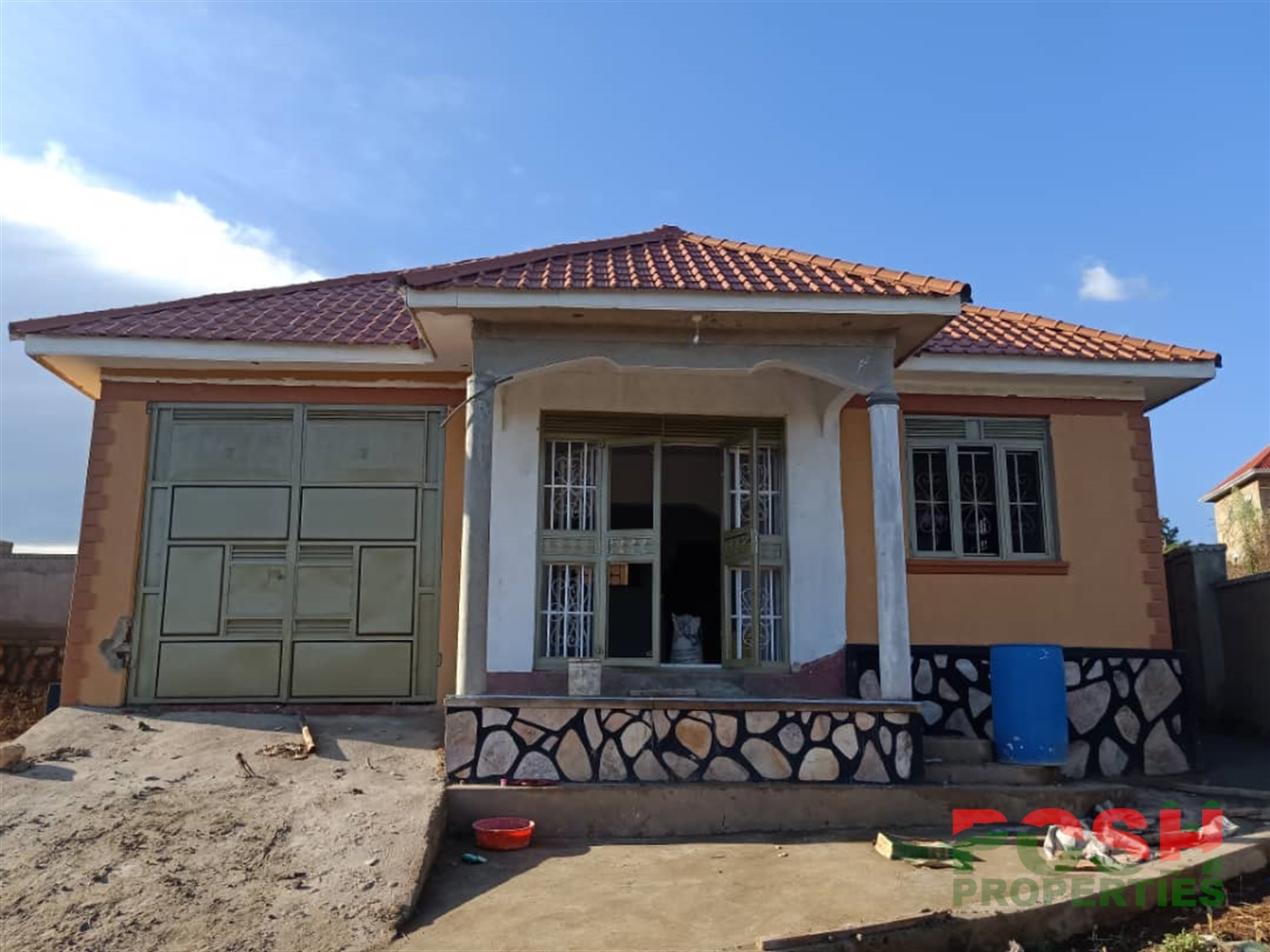 Bungalow for sale in Namasuba Wakiso