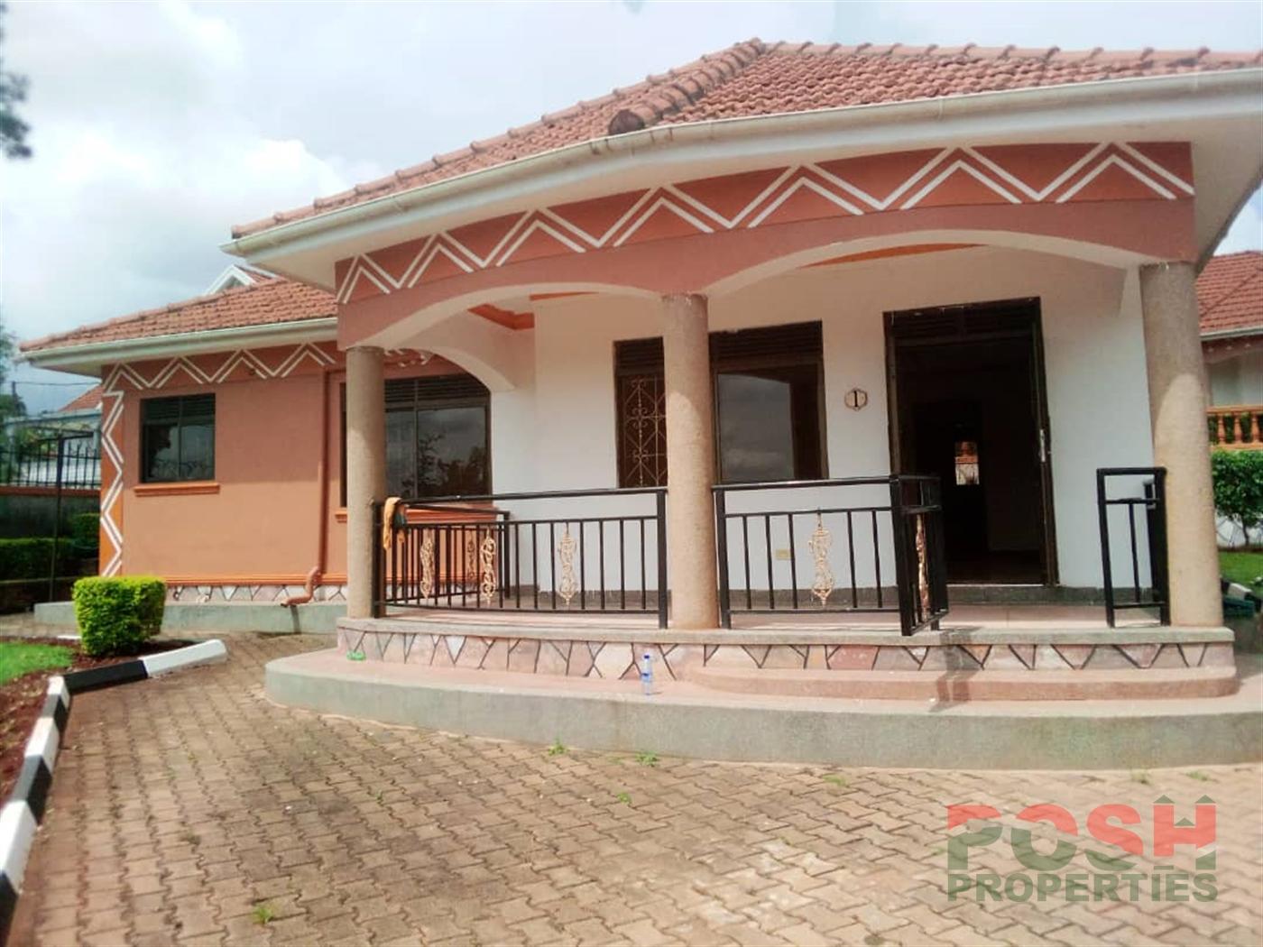 Bungalow for rent in Sseguku Kampala