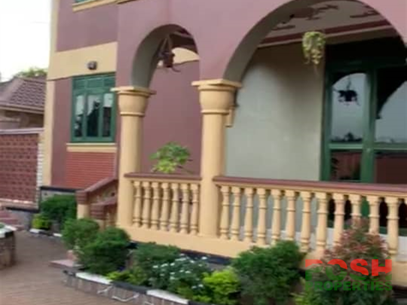 Mansion for sale in Kibili Wakiso