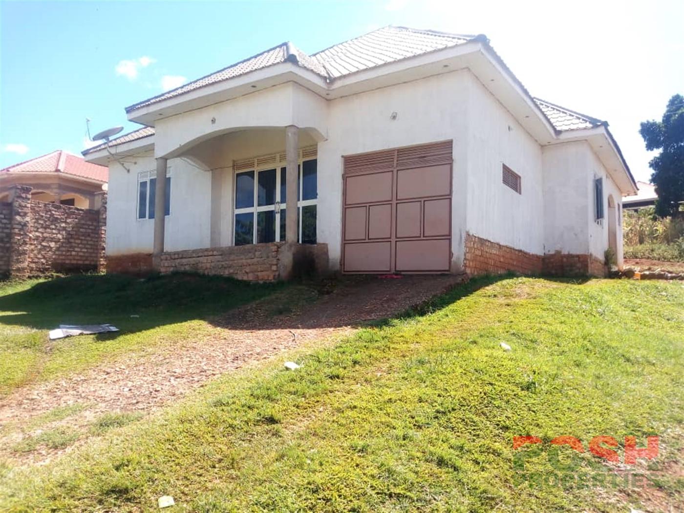 Bungalow for sale in Kitala Wakiso