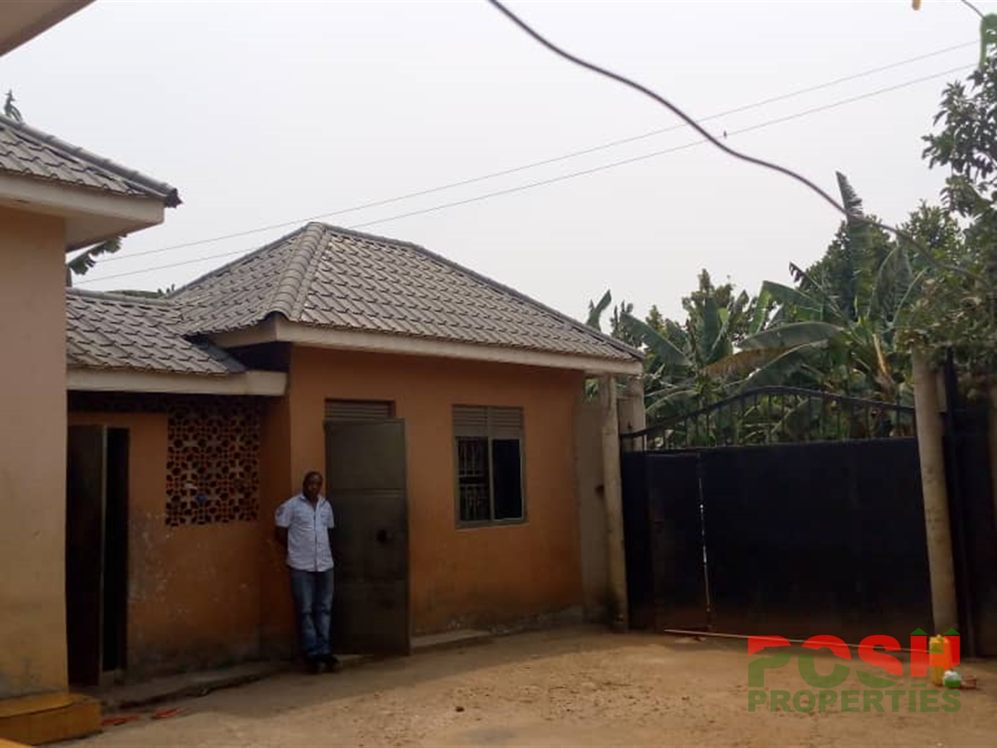 Bungalow for sale in Sseguku Wakiso